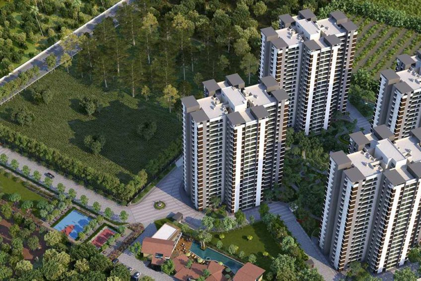 Alembic Urban Forest Kadugodi Whitefield Ready To Move In Homes