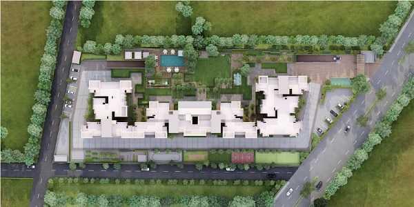 Arvind Belair floor plans
